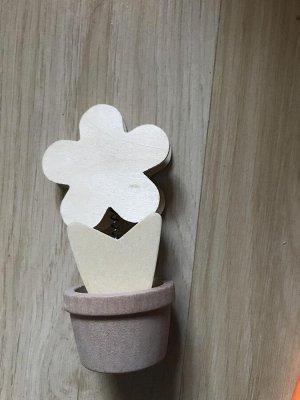 "Основа для держателя визиток, бумаги, фото ""Цветок"""