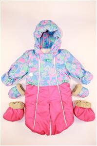 Барракуда - верхняя детская одежда. — Комбинезоны-трансформеры демисезонные — Верхняя одежда