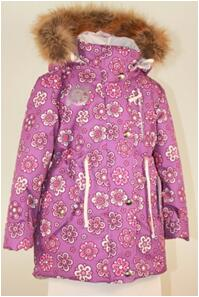 Куртка подростковая зимняя Парка Мембрана