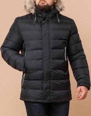 Мужская графитовая куртка модель 29433