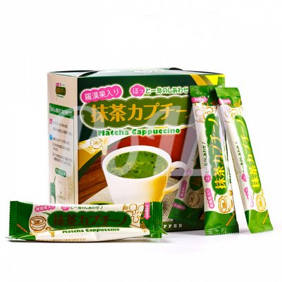 Кофе,соусы,приправы-продуктовый из Японии —  Чай МАТЧА,кофе,какао-Японские чудоновинки- — Чай
