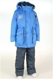 Барракуда - верхняя детская одежда  — Еврозима-мальчики — Верхняя одежда