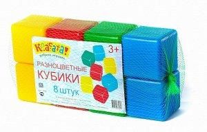 Набор Кубиков 8 шт. 1400