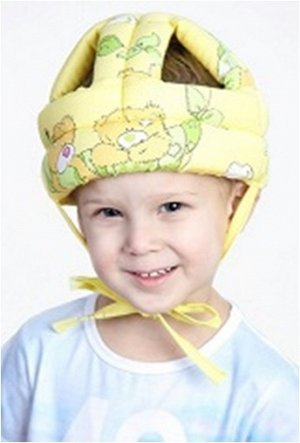 Противоударная шапка-шлем для детей №1 0438