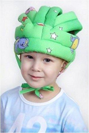 Противоударная шапка-шлем для детей №2 0445
