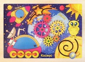 """Развивающая игра """"Бизиборд: Космос"""" IG0249"""