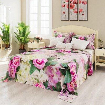 ФОТО-идеи для дома!😍 Шторы, тюль, скатерти, коврики, пледы! — Пледы Цветы — Пледы