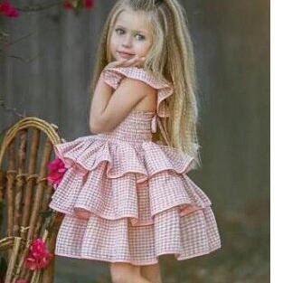 Оплата по 13.06! Красивые летние платья для девочек -315 руб