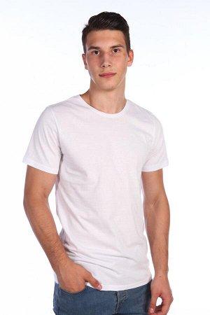 Футболка мужская 1100-013 белый