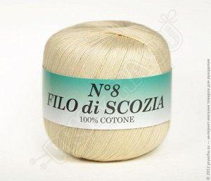Filo Di Scozia №5 3 бежевый