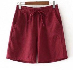 Новые шорты свободного кроя