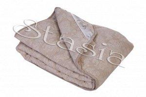 Одеяло Овечья шерсть( пл. 300) - Поплин Ажур