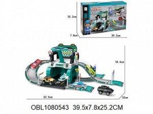 660-88 А а/парковка, 39 дет., в коробке 1080543