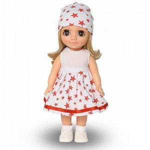Ася 3 Мин. кол-во: 1 Высота куклы: 26 см, Упаковка: картонная коробка, Состав: пластмасса, винил, текстиль, Страна происхождения: Россия, Кукла Ася Весна 3 - удивительно милая малышка с широко распах