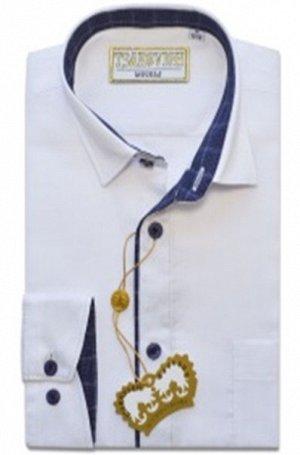 Сорочка детская Tsarevich Jack 1 (65% хлопка 35% полиэстр)