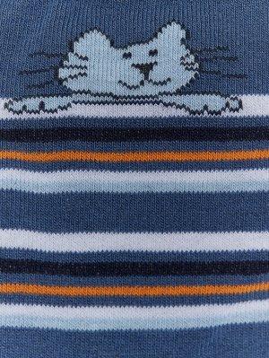 Носки детские (с котенком)