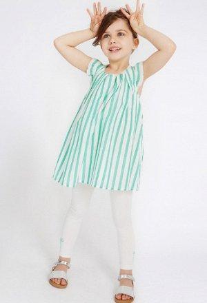 Платье Платье хлопок.  18М(92 см) 2Т(98 см) 3Т(104 см) 4Т(110 см) 5Т(116 см) 6Т(122 см) 7Т(128 см)