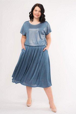 Шикарное платье на рост от 170 см, 50-52 р-р