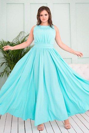 Платье Амелия сочная мята (Пб-36-5)