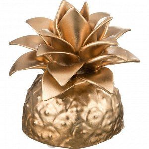 Подсвечник 'ананас' диаметр=10 см. высота=14 см. (кор=1шт.)