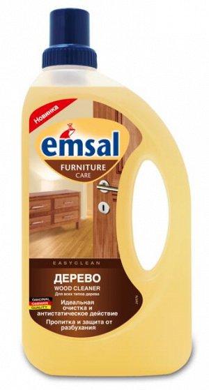 EMSAL средство для чистки деревянных поверхностей 0,75л.