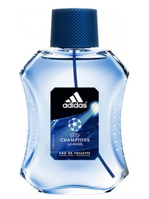 ADIDAS UEFA CHAMPIONS LEAGUE VICTORY EDITION men tester 100ml edt