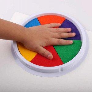 Краски пальчиковые для малышей
