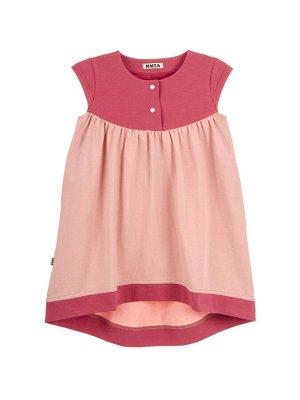 Платье 976 розовый