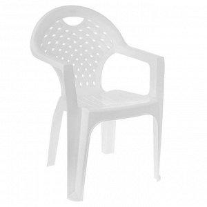 Кресло, цвет белый