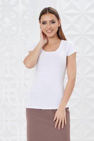 Блуза, цвет: Белый