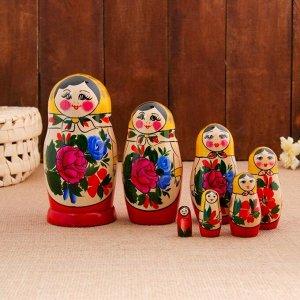 """Матрешка """"Семёновская"""", 7-и кукольная, высшая категория"""