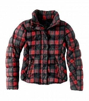 Куртка, черно-красная
