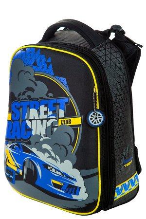 Школьный формованный рюкзак