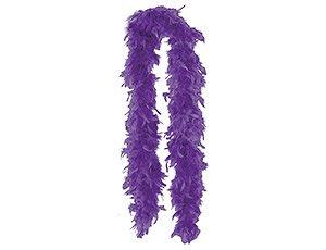 1501-2465 Боа фиолетовое, 180 см