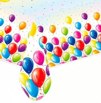 ♦ Праздник каждый день🎉🎈🎁 - 18 — Салфетки, скатерти — Аксессуары для детских праздников