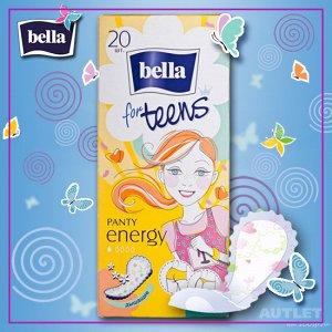 Ежедневные прокладки Bella For teens 20 шт