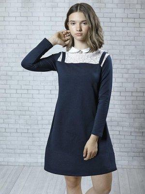 Платье А-силуэта для девочки