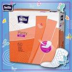 Ежедневные прокладки Bella Panty софт 60 шт