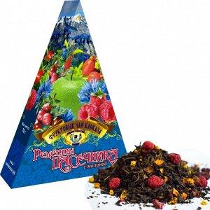 Чай фруктовый Рецепты пасечника с малиной 70 гр.