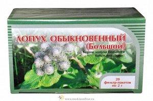 Лопух обыкновенный (большой) корни 20 ф/п