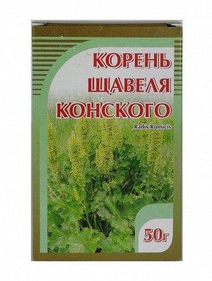 Щавель конский корень 50 гр.