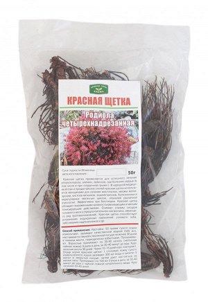 Красная щетка Травы Алтая 50 гр.