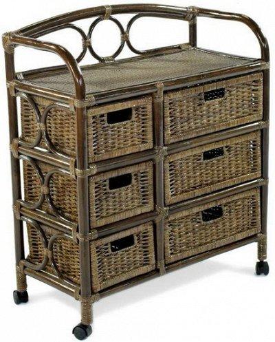 Ротанг №86-3. Любимая плетеная мебель.    — Комоды, этажерки,стулья, газетницы,полки  — Садовая мебель