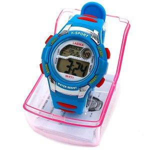 Часы детские электрон