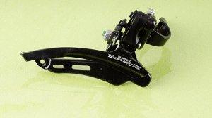 Передний переключатель скоростей  AFDTZ510DSTM6  3SP 31.8mm