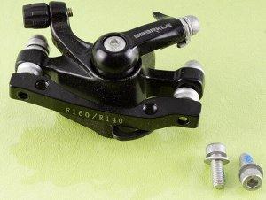 Задний тормоз SPARKLE SY-DB02R F160/R140mm 160mm