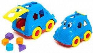 Автомобиль-логика Жук, сетка.23*15,5*16 см