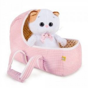 Игрушка мягк. Кошечка Ли-Ли Baby в люльке , 24 см.