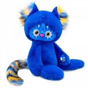 Игрушка мягк. Лори Тоши , синий, 30 см.