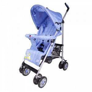 Коляска-трость для детей City Style синий *